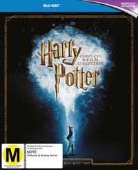 Harry Potter: The Complete Collection on Blu-ray