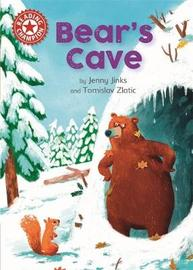 Reading Champion: Bear's Cave by Jenny Jinks