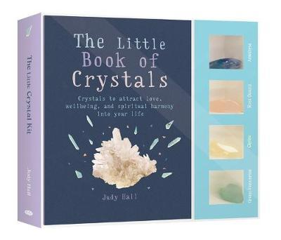 The Little Crystal Kit by Judy Hall