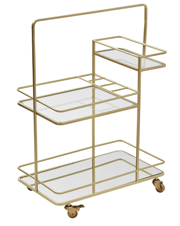 Amalfi: Rocca Drinks Trolley (70x96cm)