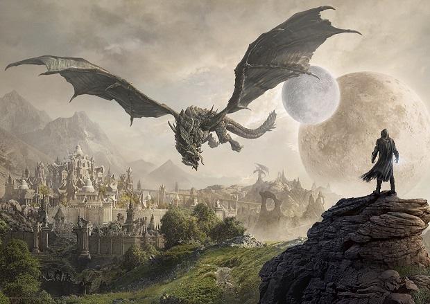 Elder Scrolls: Online - Premium Art Print - Elsweyr image
