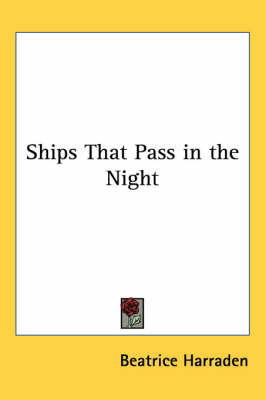 Ships That Pass in the Night by Beatrice Harraden image