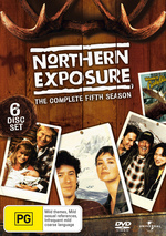 Northern Exposure - Season 5 (6 Disc Set) on DVD