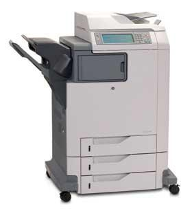 Hewlett-Packard Color LaserJet 4730 MFP (Print/ Copy/ Scan)