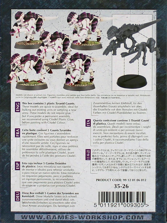 Warhammer 40,000 Tyranid Termagants image