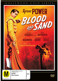 Blood and Sand DVD