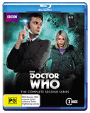 Doctor Who - The Complete Second Season on Blu-ray