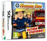 Fireman Sam Action Stations for Nintendo DS