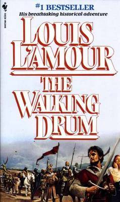 Walking Drum by Louis L'Amour image