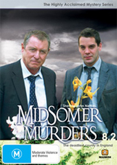 Midsomer Murders - Vol. 8.2 on DVD