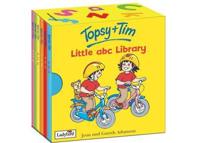 Topsy and Tim's Little ABC Library by Jean Adamson