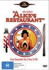Alice's Restaurant on DVD