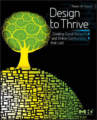 Design to Thrive by Tharon W. Howard image