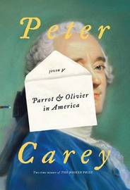 Parrot and Olivier in America by Peter Stafford Carey image