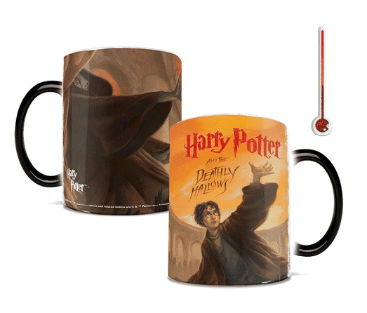 Harry Potter & The Deathly Hallows - Colour Change Mug image