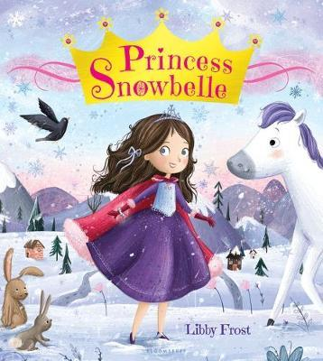 Princess Snowbelle by Libby Frost image
