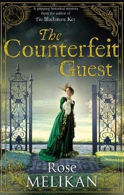 The Counterfeit Guest by Rose Melikan image