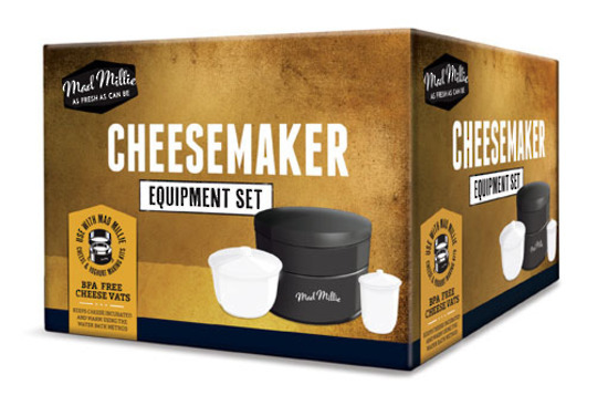 Mad Millie: Cheesemaker image