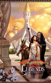 Dragonlance: Legends Trilogy Boxed Set by WEIS image