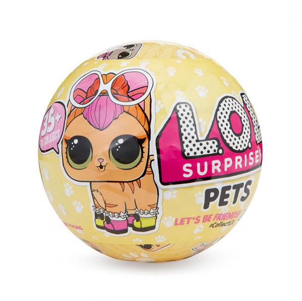 L.O.L: Surprise! Doll - Pet S1 (Blind Bag) image
