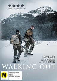 Walking Out on DVD