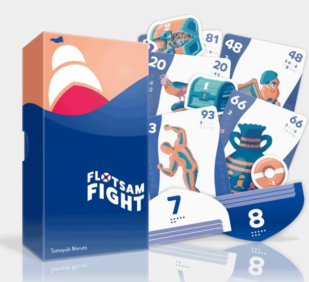 Flotsam Fight - Card Game
