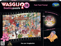 Wasgij: 1000 Piece Puzzle - Destiny (Fast Food Frenzy)