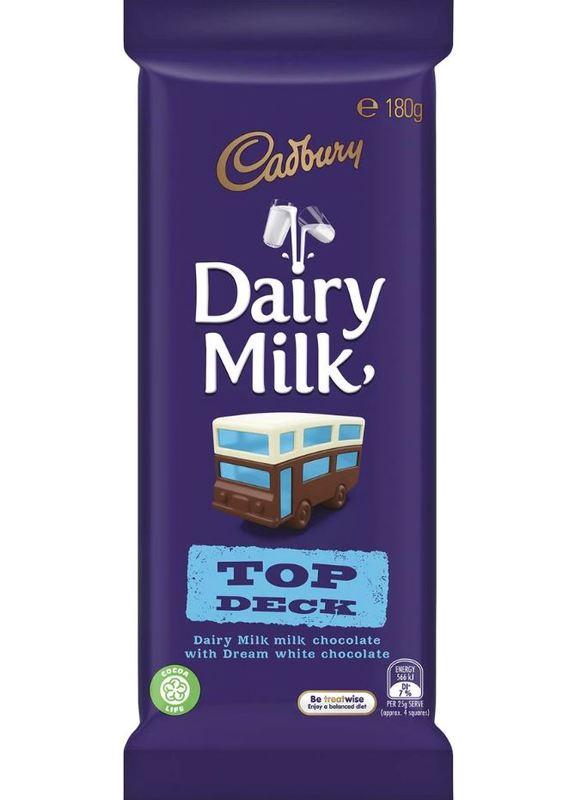 Cadbury Dairy Milk Top Deck (180g)