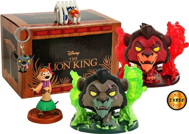 The Lion King - Disney Treasures Funko Gift Box