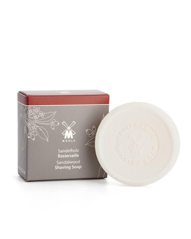 Muhle Shaving Soap - Sandalwood