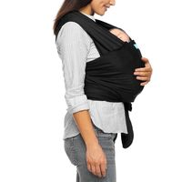 Moby Classic Baby Carrier - Black