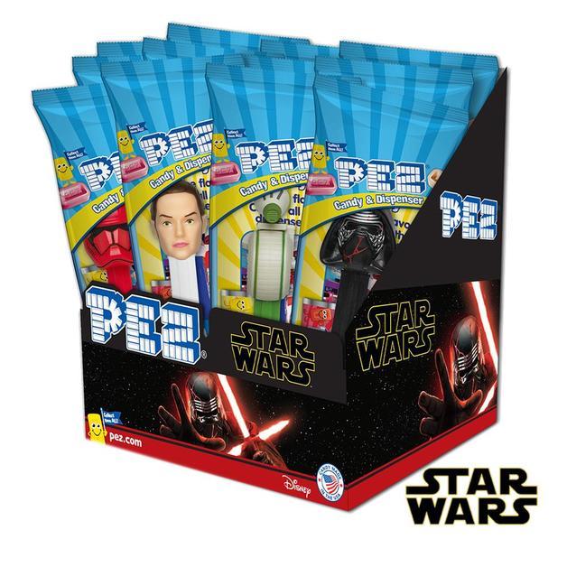 Pez Star Wars The Rise of Skywalker Candy Dispenser