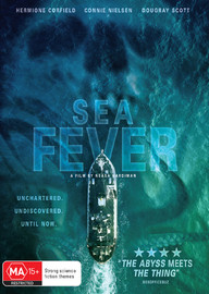 Sea Fever on DVD image
