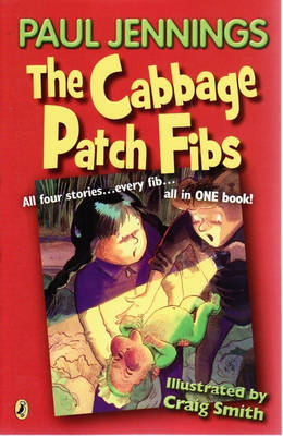 The Cabbage Patch Fibs by Paul Jennings image