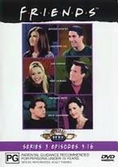 Friends Series 3 Vol 2 on DVD