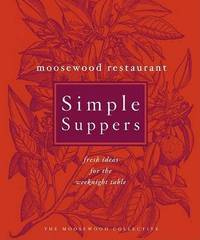 Moosewood Restaurant Simple Suppers by Moosewood Collective image