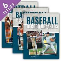 Record Breakers by Abdo Publishing