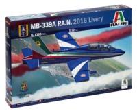 Italeri: 1/72 MB 339 PAN (2016 Livery) - Model Kit