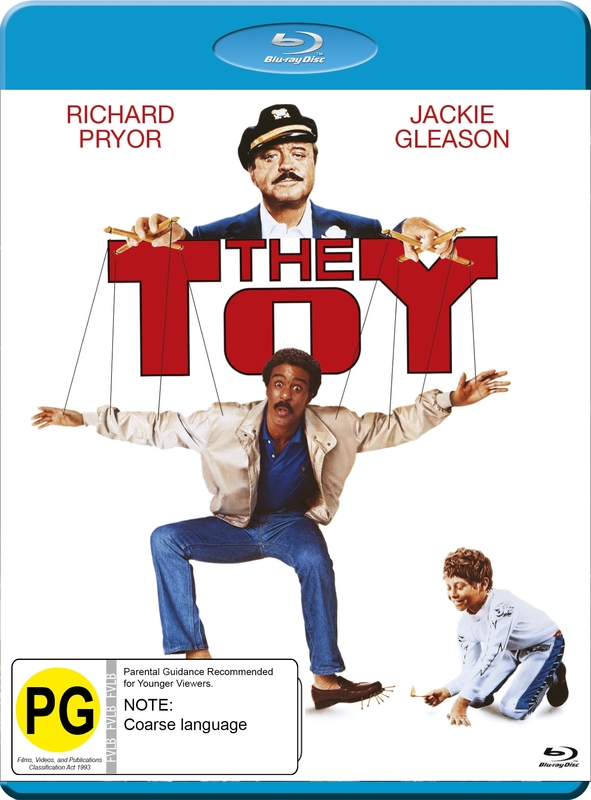 The Toy on DVD