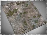 DeepCut Studio Medieval Ruins Mat (4x4)
