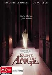 Saint Ange on DVD