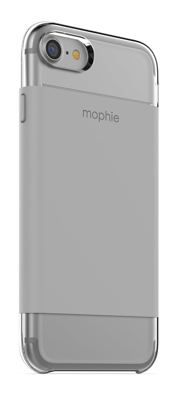 the best attitude 9d027 a560e Mophie: Hold Force Wrap Base Case (iPhone 7) - Stone