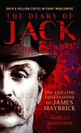 Diary of Jack the Ripper by Shirley Harrison image