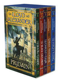 The Chronicles of Prydain Boxed Set by Lloyd Alexander