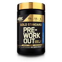 Optimum Nutrition Gold Standard Pre-Workout - Blueberry Lemonade (600g) image