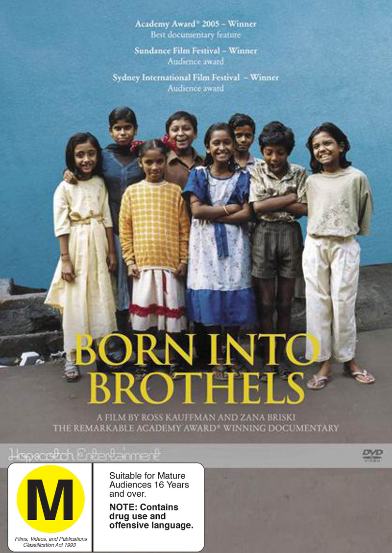 Born Into Brothels on DVD image