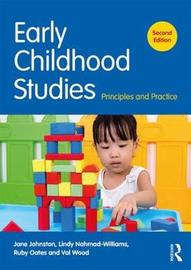 Early Childhood Studies by Jane Johnston