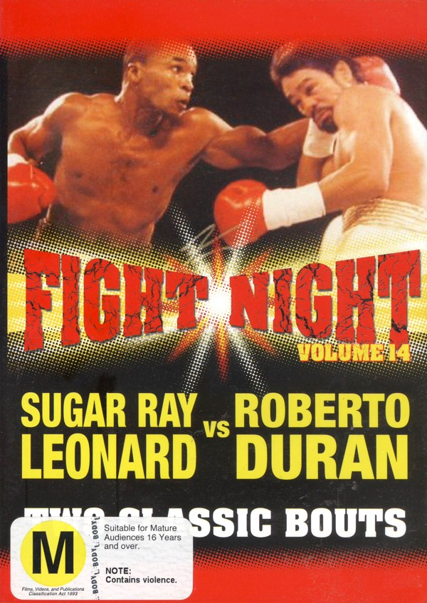 Fight Night - Vol. 14 on DVD image