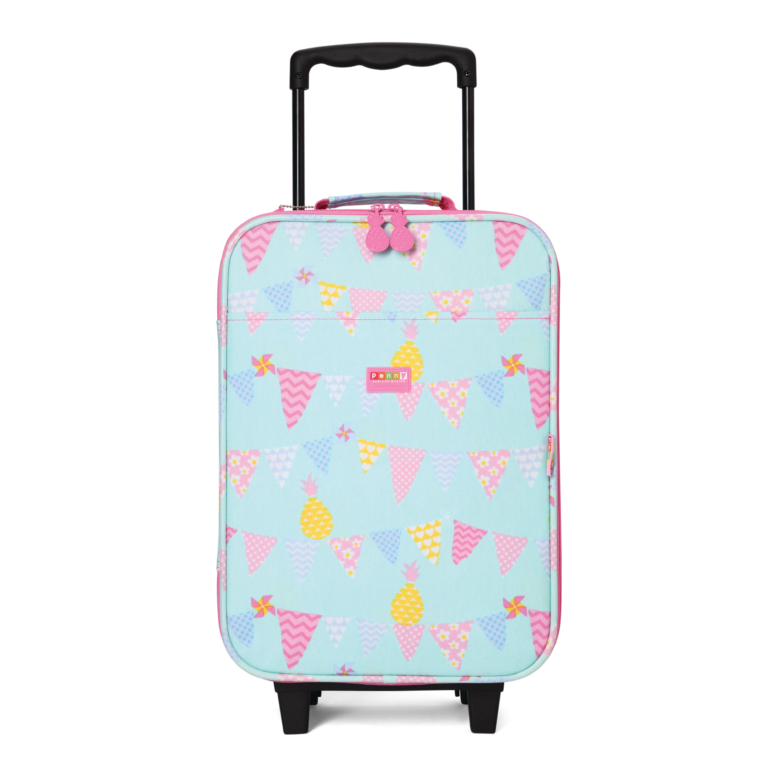 Pineapple Bunting Wheelie Bag 2 Wheel image