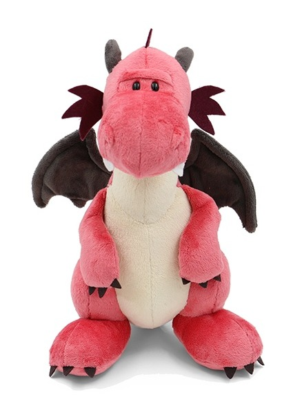 Nici: Standing Dragon - Pink (30cm)